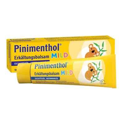 Pinimenthol Erkältungsbalsam mild  bei versandapo.de bestellen