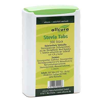Stevia Tabs Tabletten  bei versandapo.de bestellen