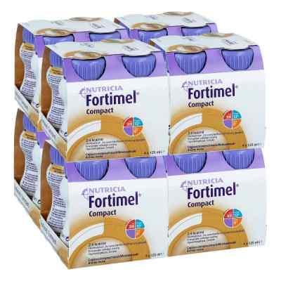 Fortimel Compact 2.4 Cappuccinogeschmack  bei versandapo.de bestellen