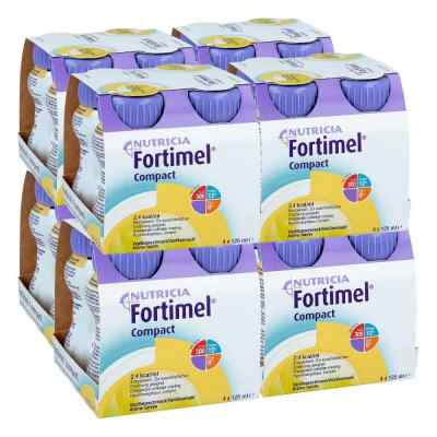 Fortimel Compact 2.4 Vanillegeschmack  bei versandapo.de bestellen