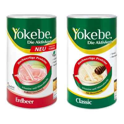 Yokebe Classic & Erdbeer Starterpaket  bei versandapo.de bestellen
