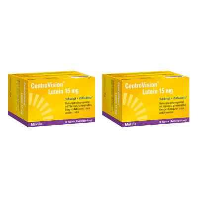 Centrovision Lutein forte Omega 3 Kapseln  bei versandapo.de bestellen