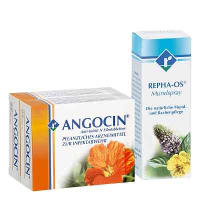 Repha Os Mundspray  Angocin Anti-Infekt N - Set  bei versandapo.de bestellen
