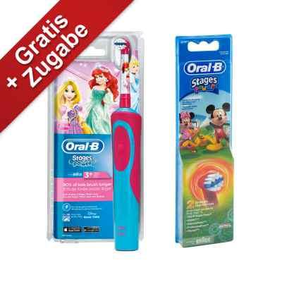 Oral B Stages Paket Mädchen  bei versandapo.de bestellen