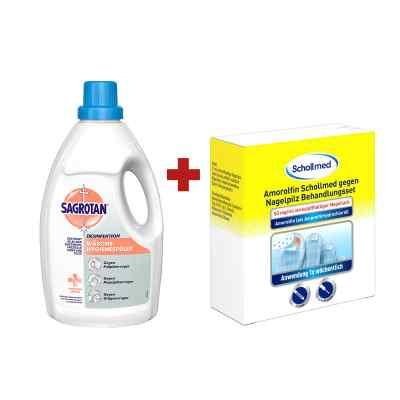 Amorolfin Scholl gegen Nagelpilz Behandlungsset + Sagrotan Wäsch  bei versandapo.de bestellen