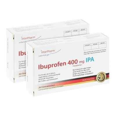 Ibuprofen 400mg  bei versandapo.de bestellen