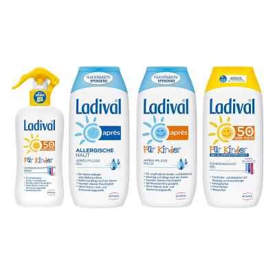 Ladival-Familien-Paket allergische Haut und Apres  bei versandapo.de bestellen