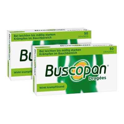 Buscopan Dragees Doppelpack  bei versandapo.de bestellen