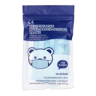 Mund-Nasen-Schutz Maske für Kind M mit Nasenbügel  bei versandapo.de bestellen