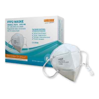 FFP2 Gesichtsmasken LUBEXXX  bei versandapo.de bestellen