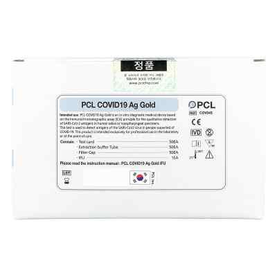PCL COVID19 Ag Gold Saliva Schnelltest Speicheltest Corona-Spuck  bei versandapo.de bestellen