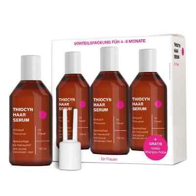 Thiocyn Haarserum Frauen 3x150 ml Vorteilspackung  bei versandapo.de bestellen