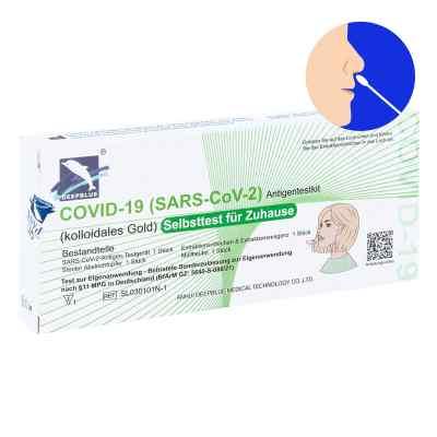Laientest Deepblue Medical - Covid-19 SAR-CoV-2 Antigen Rapid Na  bei versandapo.de bestellen