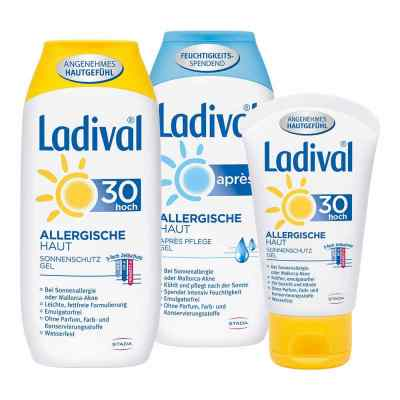 Ladival Paket allergische Haut  bei versandapo.de bestellen