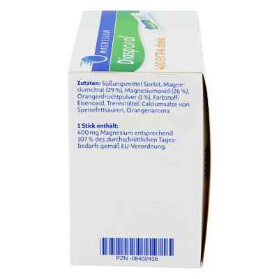 Magnesium Diasporal 400 Extra direkt Granulat  bei versandapo.de bestellen