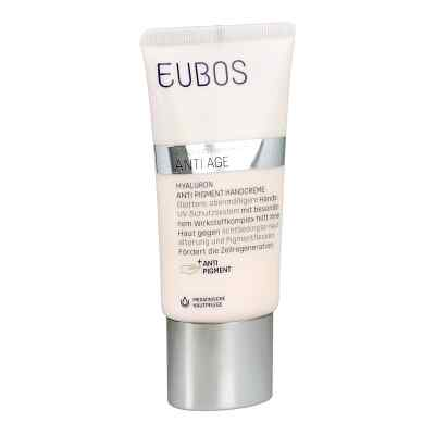 Eubos Hyaluron Anti Pigment Handcreme Lsf 15  bei versandapo.de bestellen