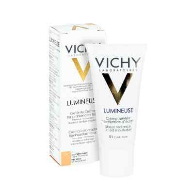 Vichy Lumineuse Satinee clair für  trockene Haut Cr.  bei versandapo.de bestellen
