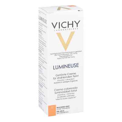 Vichy Lumineuse Satinee peche für  trockene Haut Cr.  bei versandapo.de bestellen