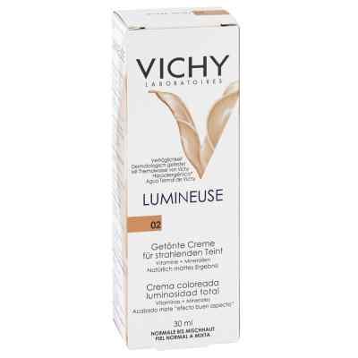 Vichy Lumineuse Mate peche normale/Mischhaut Creme  bei versandapo.de bestellen