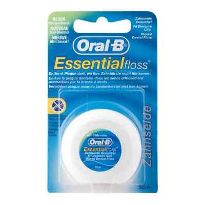 Oral B Zahnseide gewachst mint  bei versandapo.de bestellen