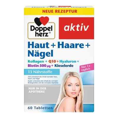 Doppelherz Haut + Haare + Nägel Tabletten  bei versandapo.de bestellen
