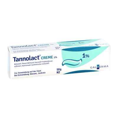 Tannolact Creme 1%  bei versandapo.de bestellen