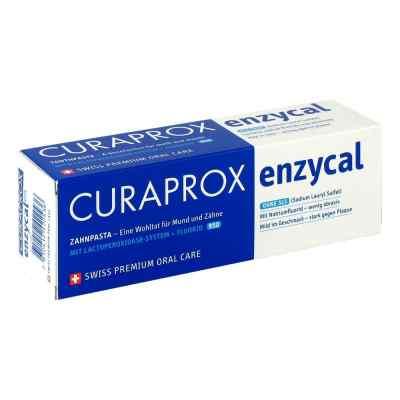 Curaprox enzycal 950 Fluorid extra milde Zahnpasta  bei versandapo.de bestellen