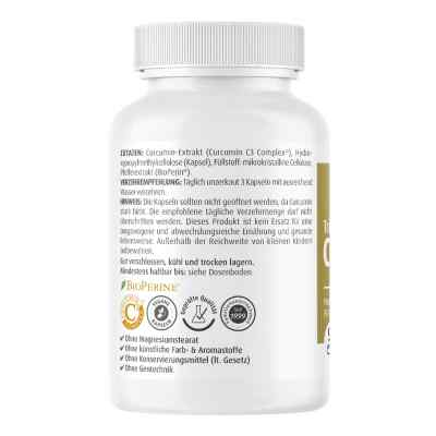 Curcumin-triplex3 500 mg/Kap.95% Curcumin+bioperin  bei versandapo.de bestellen