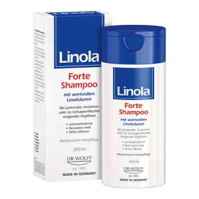 Linola Forte Shampoo  bei versandapo.de bestellen