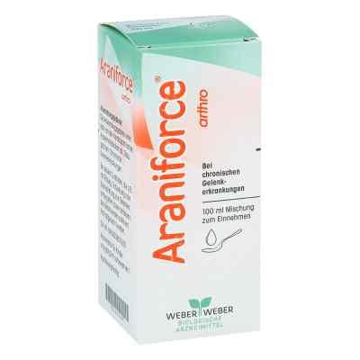 Araniforce arthro Tropfen zum Einnehmen  bei versandapo.de bestellen