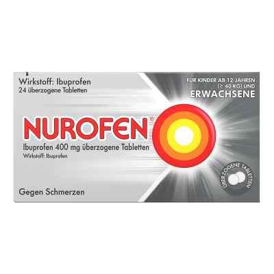 NUROFEN Ibuprofen überzogene Tabletten bei Kopfschmerzen  bei versandapo.de bestellen