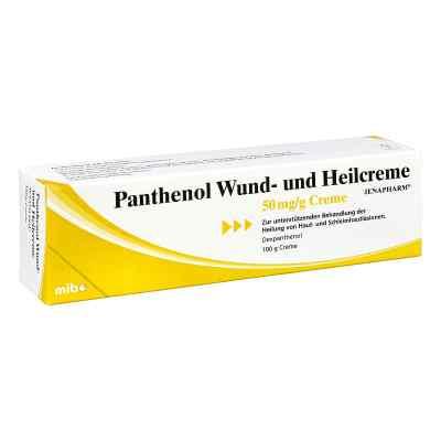 Panthenol Wund- und Heilcreme JENAPHARM 50mg/g  bei versandapo.de bestellen