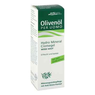 Olivenöl Per Uomo Hydro Mineral Cremegel  bei versandapo.de bestellen