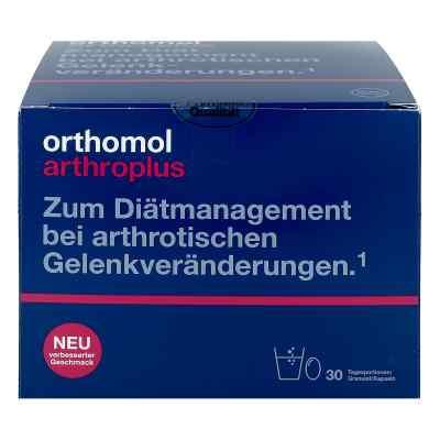 Orthomol arthroplus Granulat/kapseln  bei versandapo.de bestellen