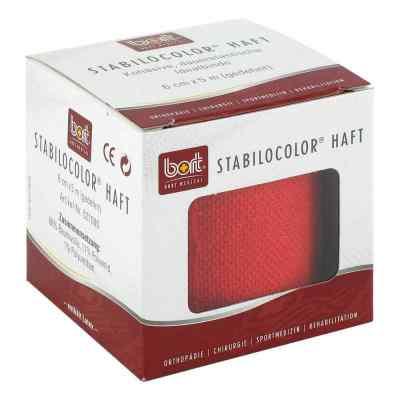 Bort Stabilocolor haft Binde 6cm rot  bei versandapo.de bestellen