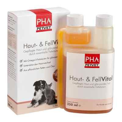 Pha Haut- und Fellvital für Hunde flüssig  bei versandapo.de bestellen