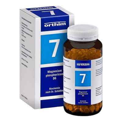 Biochemie Orthim 7 Magnesium phosphoric.D 6 Tabletten   bei versandapo.de bestellen
