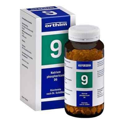 Biochemie Orthim 9 Natrium phosphoricum D6 Tabletten  bei versandapo.de bestellen