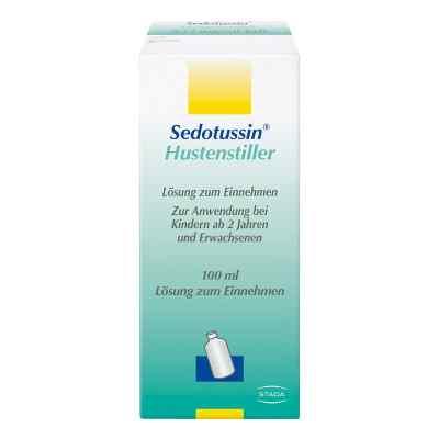 Sedotussin Hustenstiller 2,13mg/ml  bei versandapo.de bestellen