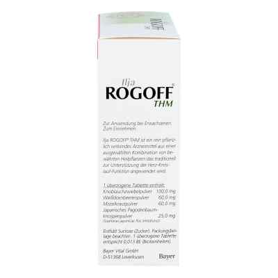 Ilja Rogoff Thm überzogene Tabletten  bei versandapo.de bestellen