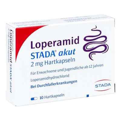 Loperamid STADA akut 2mg  bei versandapo.de bestellen