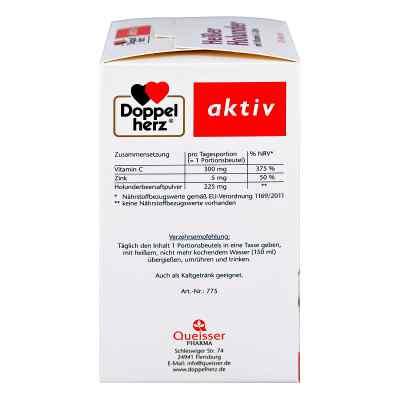 Doppelherz Heisser Holunder mit Vitamin C +Zink Granulat  bei versandapo.de bestellen