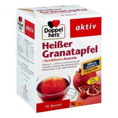 Doppelherz Heisser Granatapfel+sanddorn+acerola  bei versandapo.de bestellen