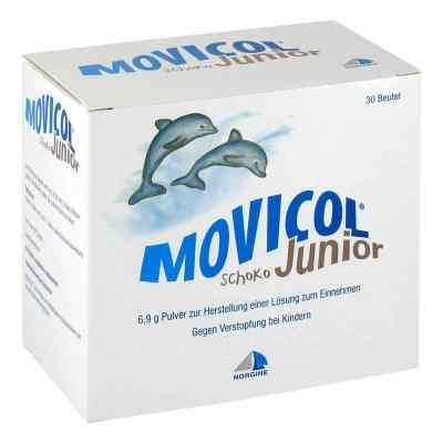 Movicol Junior Schoko Pulver zur, zum Herst.e.Lsg.z.Ein.  bei versandapo.de bestellen