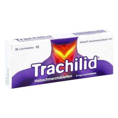 Trachilid Halsschmerztabletten  bei versandapo.de bestellen