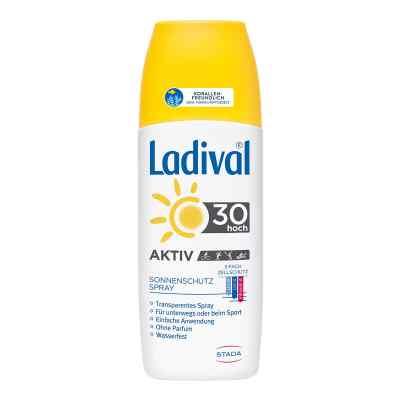 Ladival Sonnenschutzspray Lsf 30  bei versandapo.de bestellen