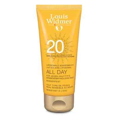 Widmer All Day 20 Milch leicht parfümiert  bei versandapo.de bestellen