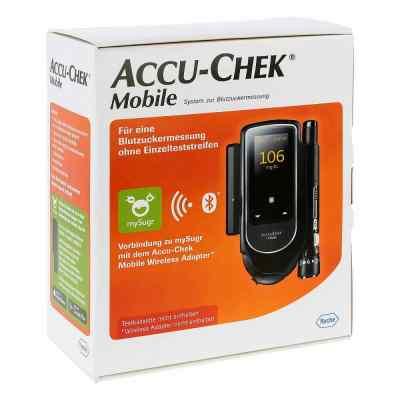 Accu Chek Mobile Set mg/dl Iii  bei versandapo.de bestellen