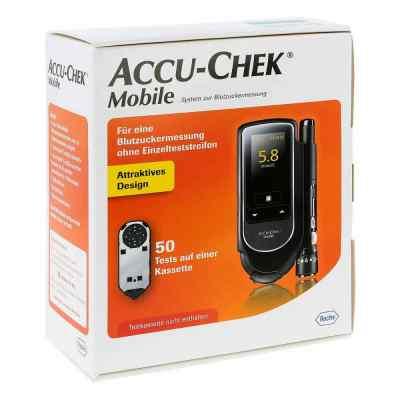 Accu Chek Mobile Set mmol/l Iii  bei versandapo.de bestellen