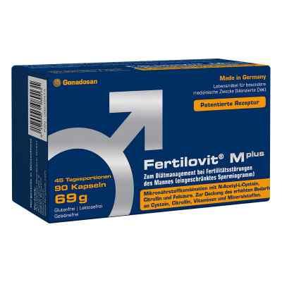 Fertilovit M Plus Kapseln  bei versandapo.de bestellen
